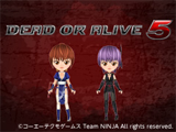 DEAD OR ALIVE5ガチャ